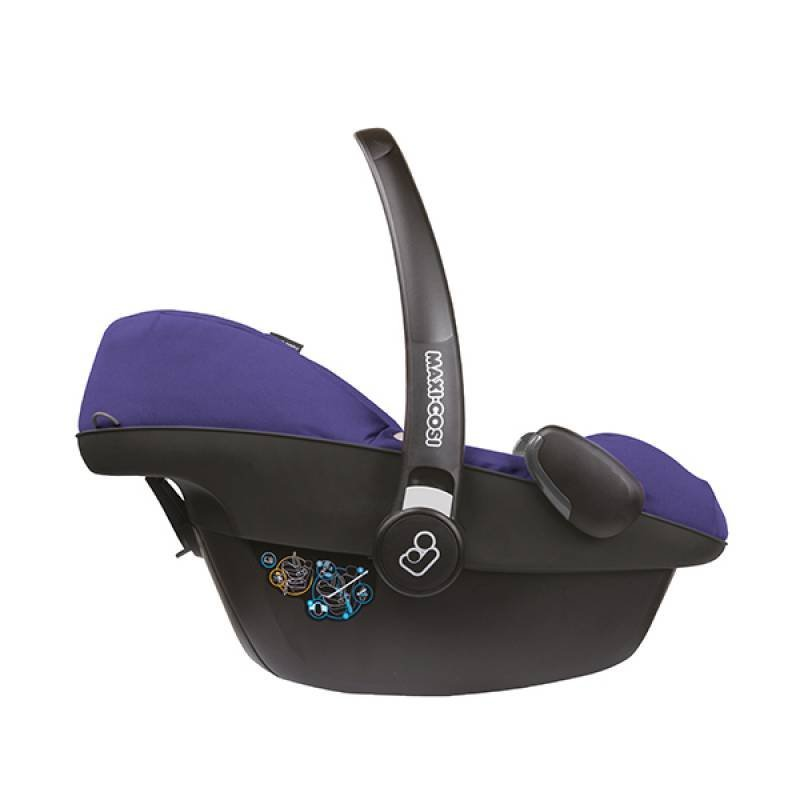 Si ge auto maxi cosi pebble purple pace 2014 for Siege auto babideal