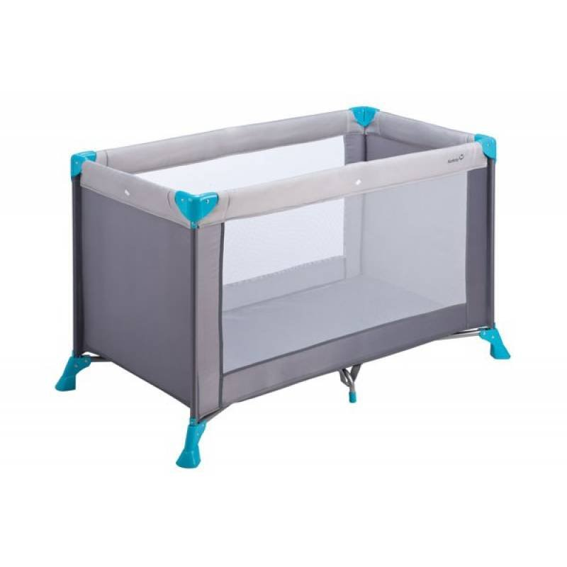 Soft Dream Safety 1st Bed -  Grey