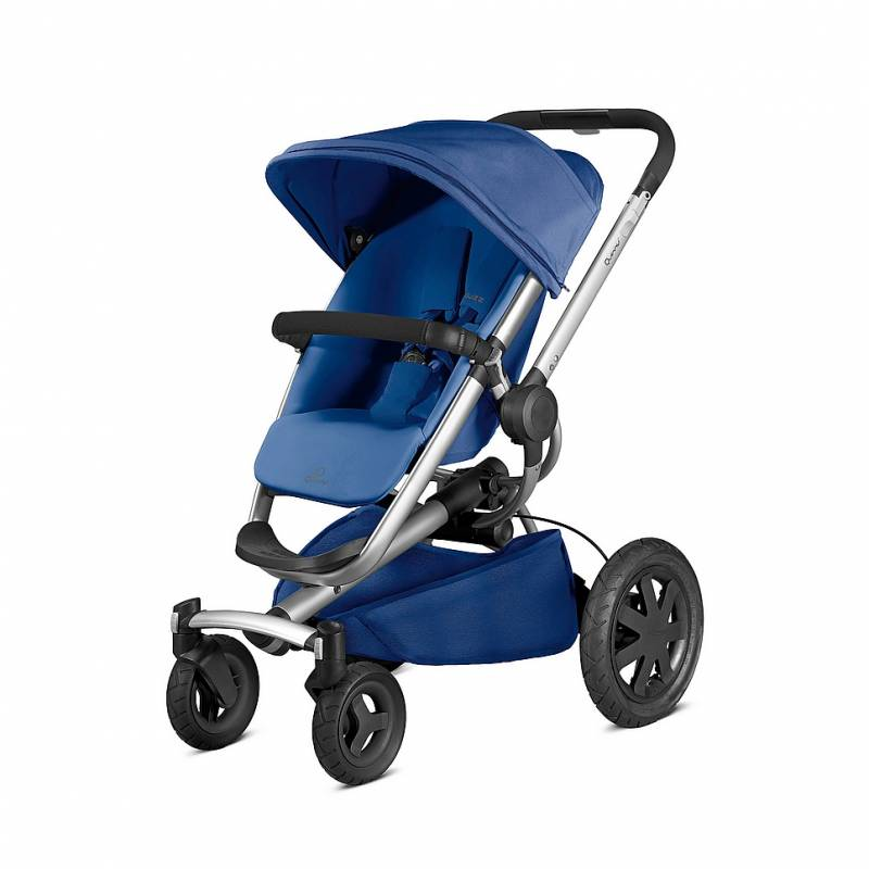 Quinny Buzz Xtra 4 Kinderwagen | Blue Base