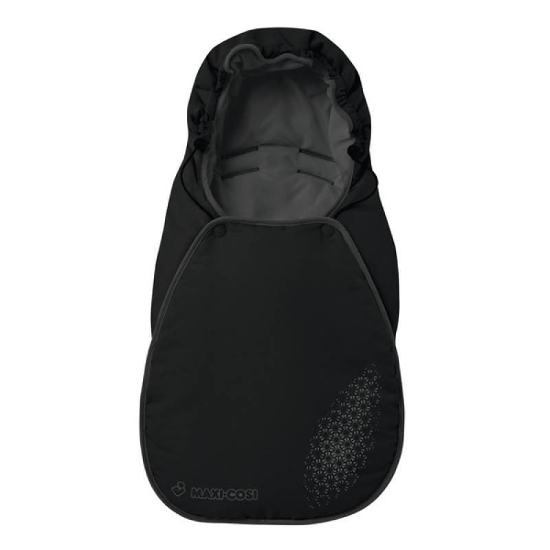 Maxi-Cosi Cabriofix - Voetenzak | Origami Black