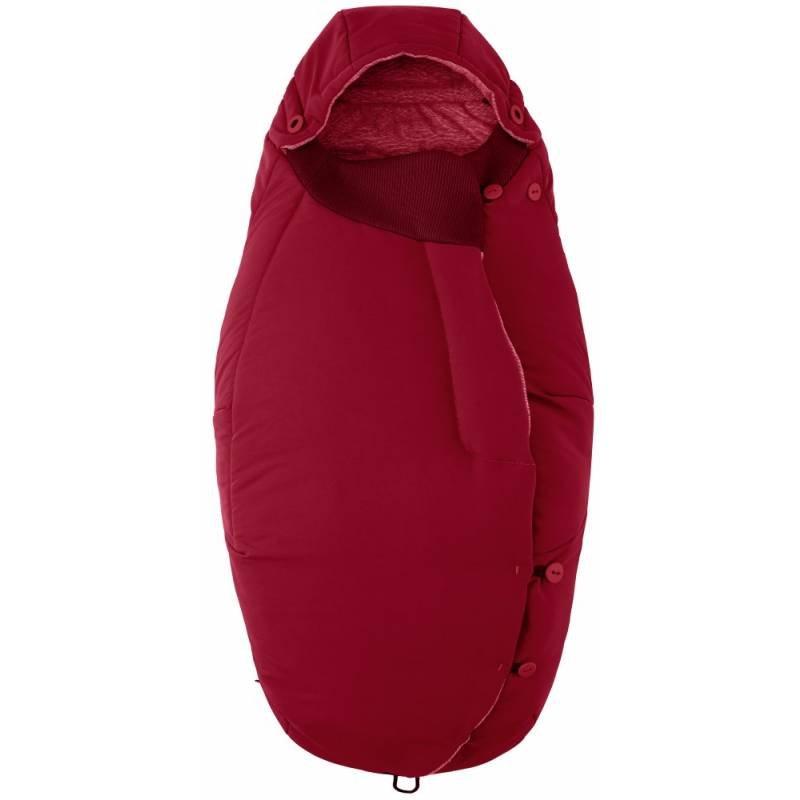 Maxi-Cosi universele voetenzak | Raspberry Red