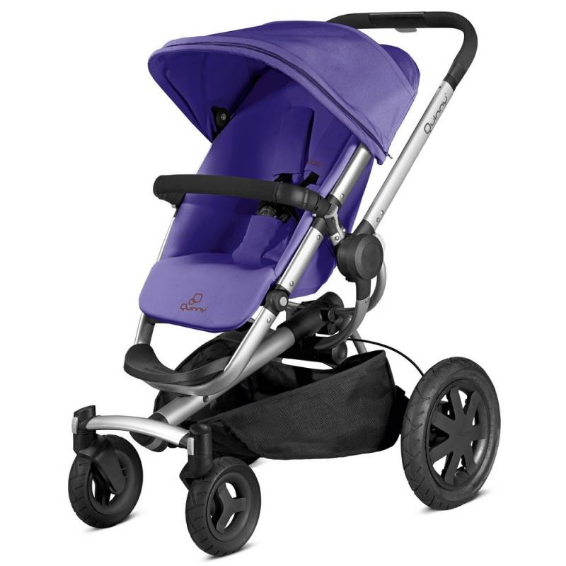 Quinny Buzz 4 Xtra kinderwagen | Purple Pace