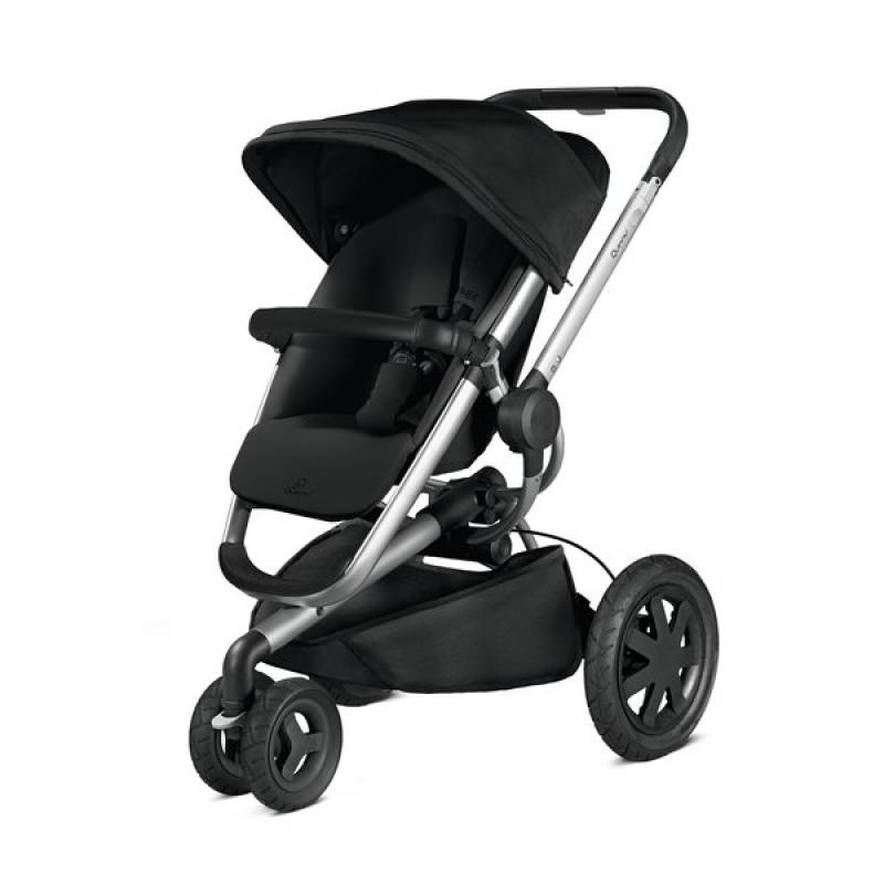 Quinny Buzz 3 Xtra - Kinderwagen | Rocking Black