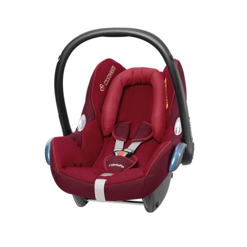 Maxi-Cosi CabrioFix - Autostoel   Raspberry Red
