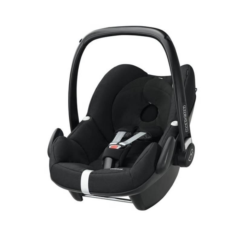 Maxi-Cosi Pebble - autostoel | Digital Black