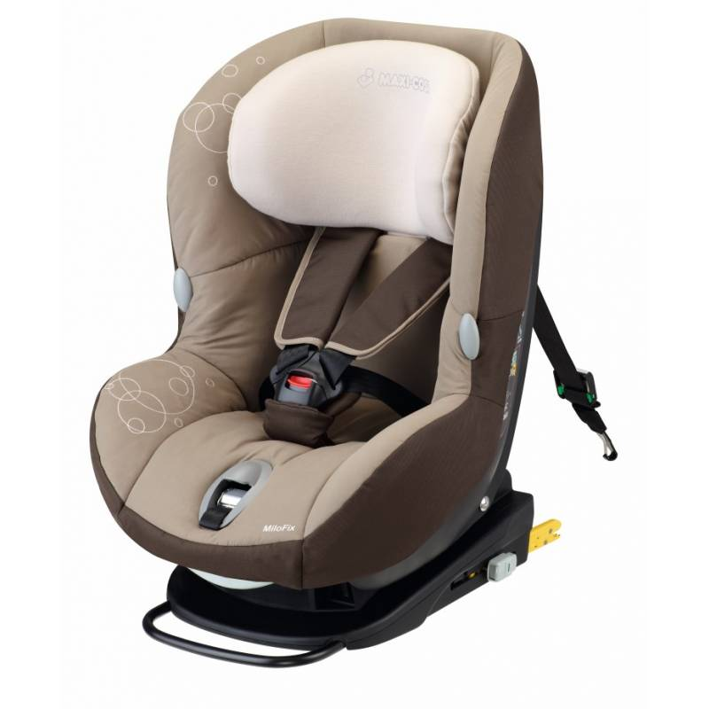 Autostoel Maxi-Cosi MiloFix Walnut Brown (2014)