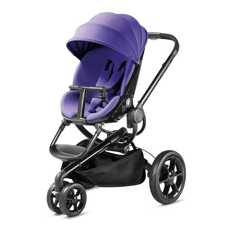 Quinny Moodd kinderwagen | Purple Pace