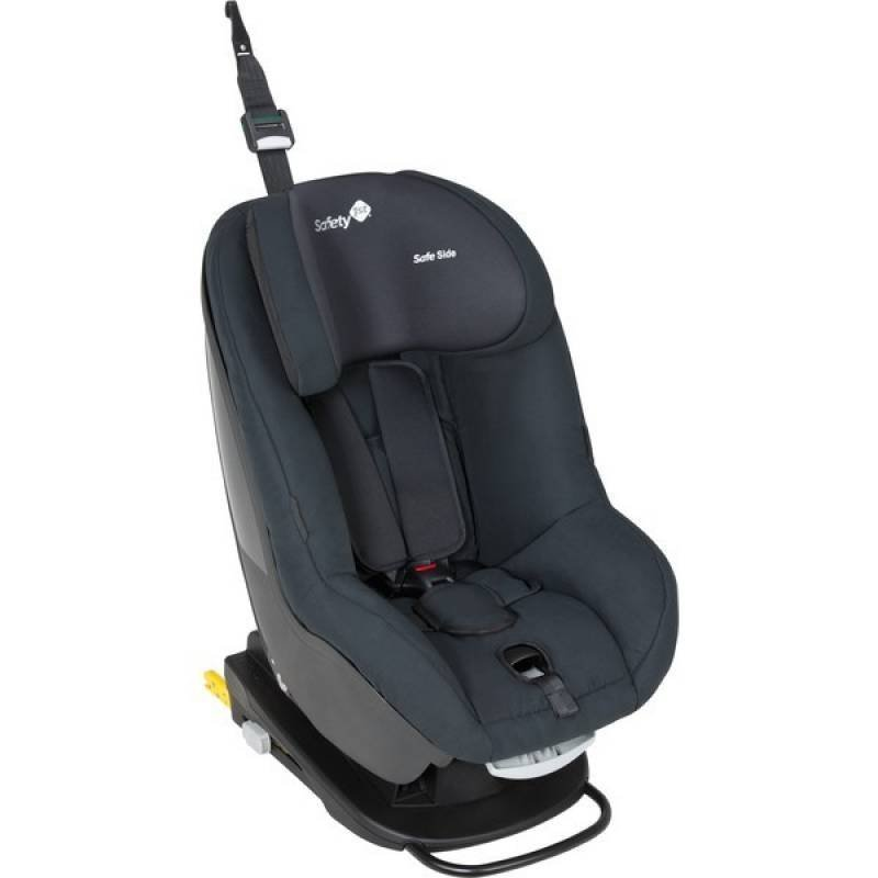 Safety 1st PrimeoFix autostoel | Full Black