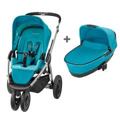 Maxi-Cosi Duo Mura Plus 3 - Mosaic Blue