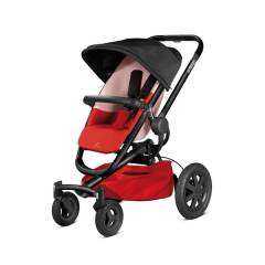 Quinny Buzz 4 Xtra kinderwagen | Reworked Red