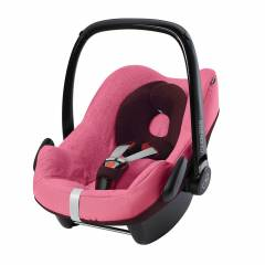 Maxi-Cosi Pebble zomerhoes | Pink