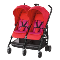 Maxi-Cosi Dana For 2 - Kinderwagen | Red Orchid